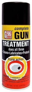 Gun Treatment